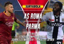 Prediksi Roma vs Parma