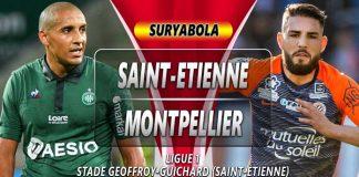 Prediksi Saint Etienne Vs Montpellier