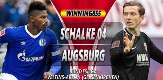 Prediksi Schalke Vs Augsburg