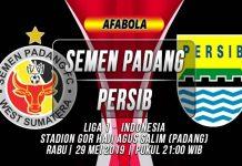 Prediksi Semen Padang vs Persib