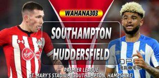 Prediksi Southampton vs Huddersfield 12 Mei 2019