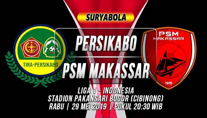 Prediksi TIRA Persikabo vs PSM Makassar