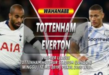 Prediksi Tottenham vs Everton 12 Mei 2019