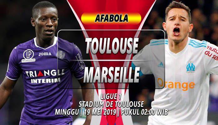Prediksi Toulouse vs Marseille