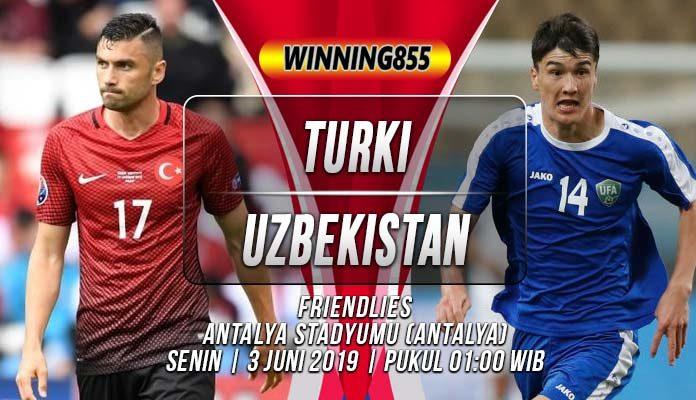 Prediksi Turki vs Uzbekistan