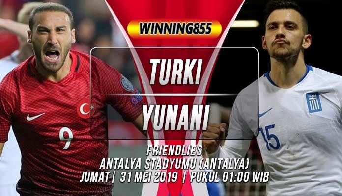 Prediksi Turki vs Yunani