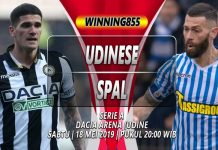 Prediksi Udinese vs SPAL