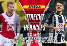 Prediksi Utrecht vs Heracles