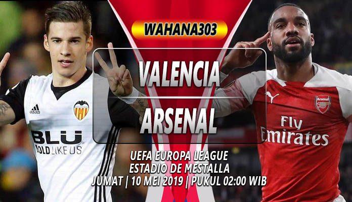 Prediksi Valencia vs Arsenal