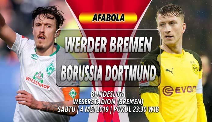 Prediksi Werder Bremen Vs Dortmund