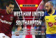 Prediksi West Ham vs Southampton