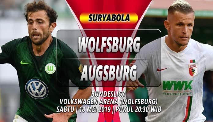 Prediksi Wolfsburg vs Augsburg