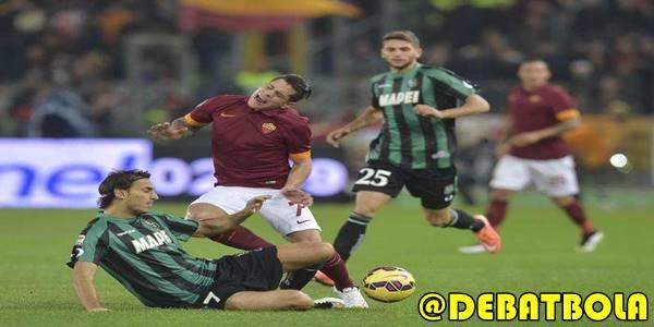 Sassuolo vs Roma
