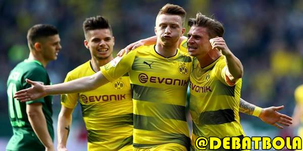 Werder Bremen Vs Dortmund