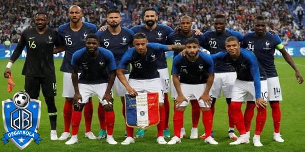 Andorra vs Prancis