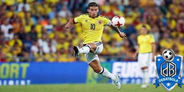 Argentina vs Kolombia