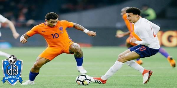 Belanda vs Inggris