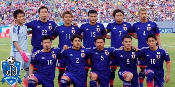Ekuador vs Jepang