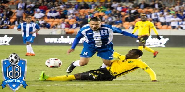 Jamaika vs Honduras