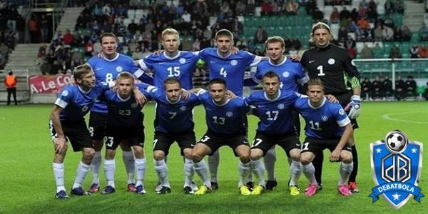Jerman vs Estonia