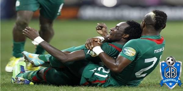 Kamerun vs Guinea Bissau
