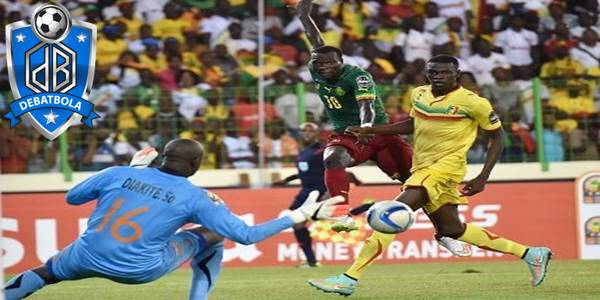 Kamerun vs Mali