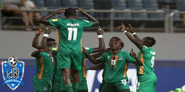 Kamerun vs Zambia