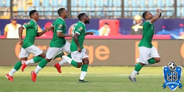 Madagascar vs Nigeria