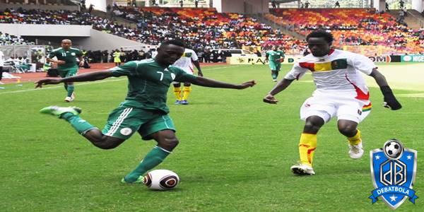 Nigeria vs Guinea