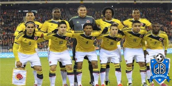 Peru vs Kolombia