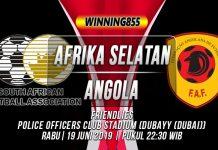Prediksi Afrika Selatan vs Angola 19 Juni 2019