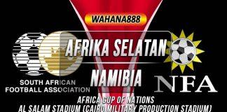 Prediksi Afrika Selatan vs Namibia