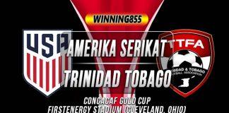 Prediksi Amerika Serikat vs Trinidad Tobago