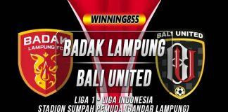 Prediksi Badak Lampung vs Bali United