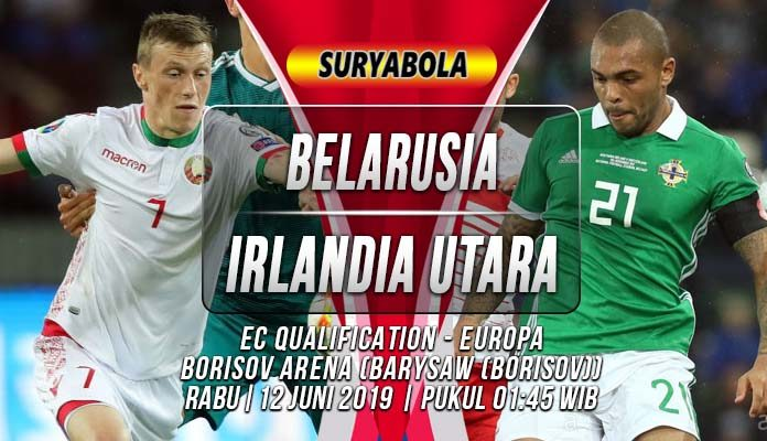 Prediksi Belarusia vs Irlandia Utara
