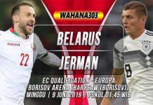 Prediksi Belarusia vs Jerman