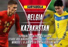 Prediksi Belgia vs Kazakhstan