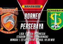 Prediksi Borneo vs Persebaya Surabaya