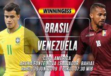 Prediksi Brazil Vs Venezuela