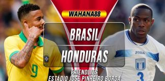 Prediksi Brazil vs Honduras