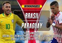 Prediksi Brazil vs Paraguay
