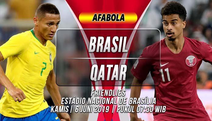 Prediksi Brazil vs Qatar