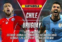 Prediksi Chile vs Uruguay