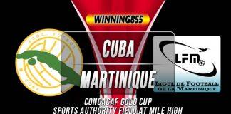 Prediksi Cuba vs Martinique