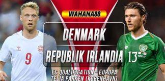 Prediksi Denmark vs Republik Irlandia