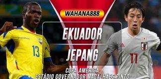 Prediksi Ekuador vs Jepang
