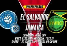 Prediksi El Salvador vs Jamaica