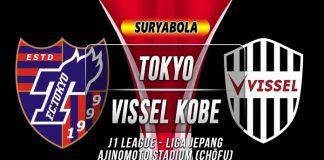 Prediksi FC Tokyo Vs Vissel Kobe