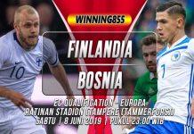 Prediksi Finlandia vs Bosnia Herzegovina
