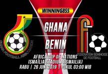 Prediksi Ghana vs Benin